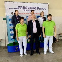 Островные пловцы завоевали 67 медалей на чемпионате и первенстве ДФО