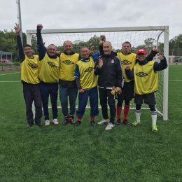 Ветераны из Долинска стали победителями регионального турнира