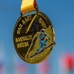 Александр Михайлов – бронзовый призер этапа Кубка России в супергиганте