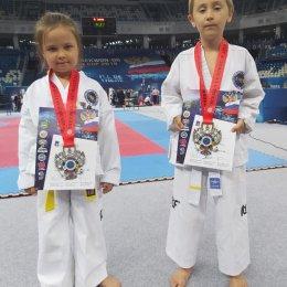 Тхэквондисты из Южно-Сахалинска отличились на турнире в Сочи