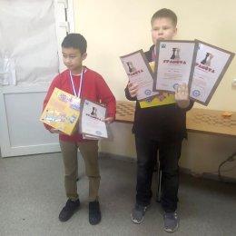 Михаил Бамбизо и Егор Макаров – короли парных и шведских шахмат