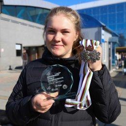 София Надыршина выступит на чемпионате мира