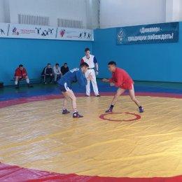 В Южно-Сахалинске состоялся лично-командный чемпионат СРО «Динамо» по самбо