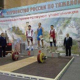 Саид Маматкулов завоевал бронзовую медаль первенства России