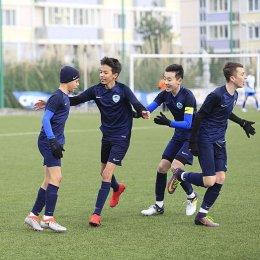 «Сахалин-2004» занял третье место на турнире в Сочи