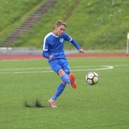 Восемь команд претендуют на медали юношеского первенства области по футболу