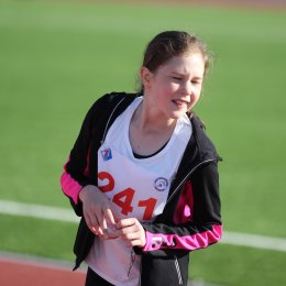 250 спортсменов вышли на старт областных соревнований «Шиповка юных»