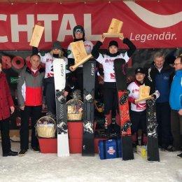 Софья Надыршина стала победительницей этапа Кубка Европы