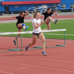 Областной праздник «королевы спорта» собрал 200 участников из восьми районов