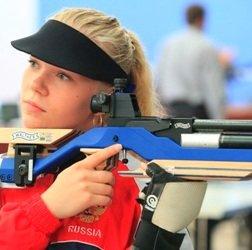 Екатерина Панкова выиграла первенство России!