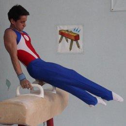 Дмитрий Ткачук выиграл первенство Дальневосточного федерального округа по спортивной гимнастике