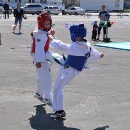 Олимпийский день в Невельске