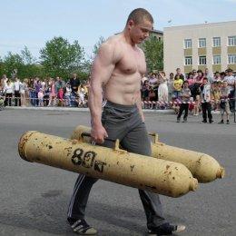 Молодежно-олимпийский день в Поронайске