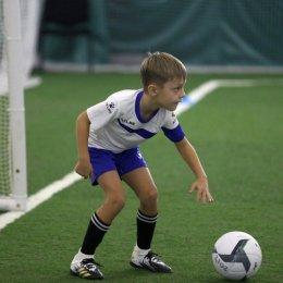 Юные футболисты и футболистки оспаривали титул «Гордость тренера»