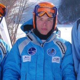 Валентин Шарий принял участие в этапе Кубка Европы