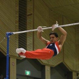 Островные гимнасты – первые в командном зачете