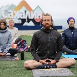 На «Горном воздухе» соберутся йоги
