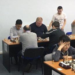 Константин Сек выиграл чемпионат ДФО по блицу