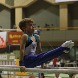 В столице Амурской области проходит Всероссийский турнир по спортивной гимнастике