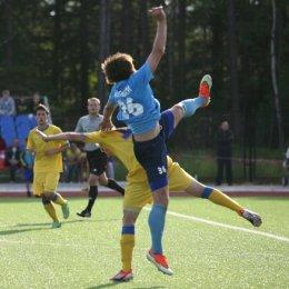 В футбол интересно играть на любом уровне!