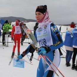 В Сахалинской области «Лыжня России» собрала около 2,5 тысяч любителей спорта