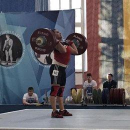 Холмчанка Ляйсан Махиянова заняла первое место на Кубке России по тяжелой атлетике