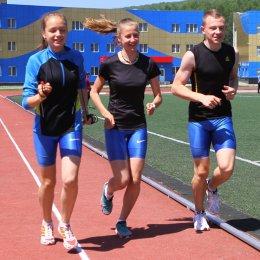 Сахалинская область присоединилась к Всероссийской акции «Я выбираю спорт!»