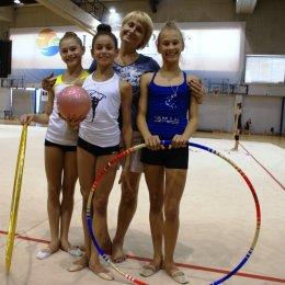 Сахалинские гимнастки готовятся к первенству России