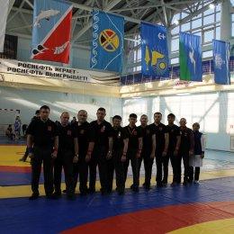 Участниками турнира по вольной борьбе в Ногликах стали около 150 спортсменов