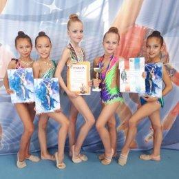 Островные гимнастки завоевали две бронзовые медали открытого первенства Хабаровска