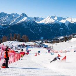 София Надыршина из Южно-Сахалинска стала призером этапа Кубка мира по сноуборду