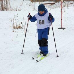 В Южно-Сахалинске прошли соревнования по лыжным гонкам по программе «Специальной олимпиады России»