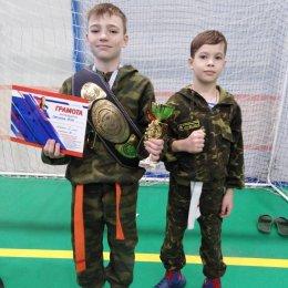Сахалинские «рукопашники» завоевали шесть медалей чемпионата и первенства ДФО