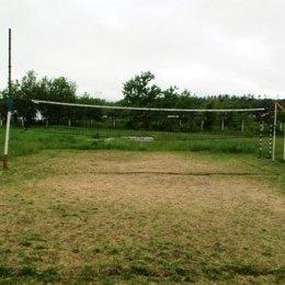 Спортобъекты села Никольское