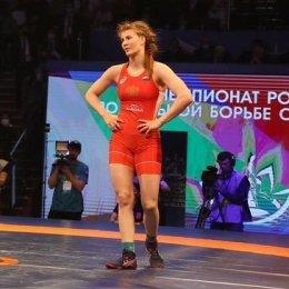 Анастасия Парохина стала серебряным призером чемпионата России