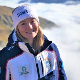 Карина Гайдамащук стала первым мастером спорта России в островном регионе по спорту глухих (дисциплина «горнолыжный спорт»)