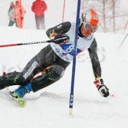 Дмитрий Ульянов – бронзовый призер в слаломе-гиганте