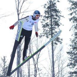 Денис Веселов улетел за 120 метров