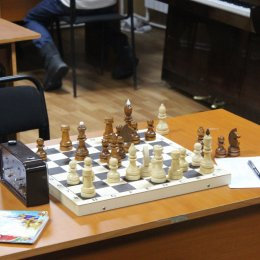 Чемпионат Южно-Сахалинска по блицу выиграл Игорь Чернцов
