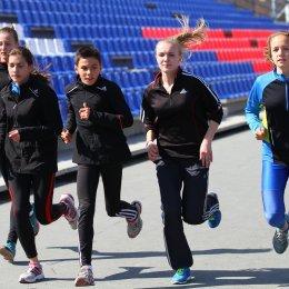 Дюжина! Островные легкоатлеты заявили о себе в Хабаровске