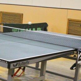 В Тымовске сыграли в пинг-понг
