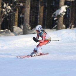 На горнолыжную трассу вышли «Сахалинские надежды»