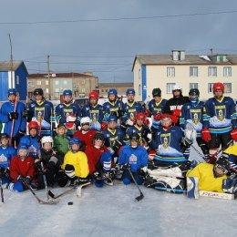 Хоккей на Южных Курилах