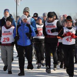 Массовый спортивный праздник, посвященный открытию Олимпийских игр в Сочи, прошел в п. Смирных