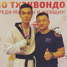Игорь Ким – серебряный призер чемпионата России