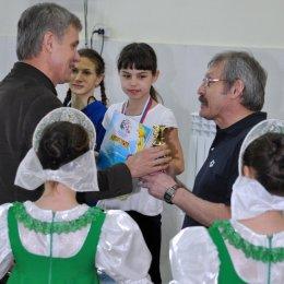 Ева Леченко признана лучшим спортсменом Всероссийских соревнований