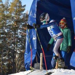 Юные островные горнолыжники вышли на старт всероссийских соревнований