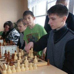 Шахматный праздник в лицее № 2