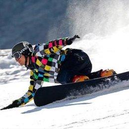 Бобровый лог сноубордистов