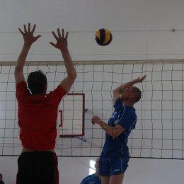 Сборная студентов выиграла турнир по волейболу в Красногорске